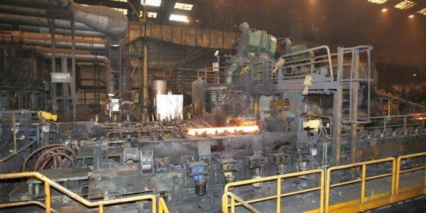 En novembre, le groupe sidérurgique a publié un chiffre d'affaires de 872 millions d'euros sur la période juillet-septembre, soit une chute de 35,1 % sur un an.