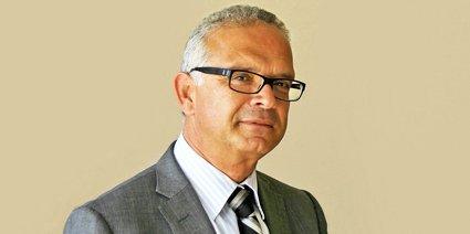 Radhi Meddeb, économiste et dirigeant d'entreprise.