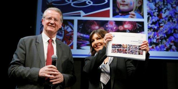 Anne Hidalgo, la Maire de Paris et Bernard Lapasset, le coprésident du comité de candidature de Paris 2024 savoureront-ils bientôt leur victoire ?