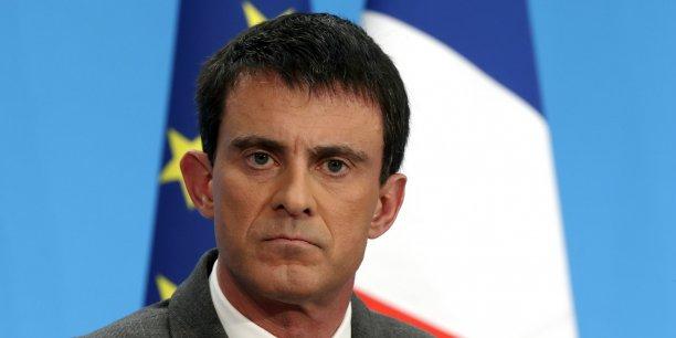 "Manuel Valls demande ""des réformes profondes"" aux Grecs"