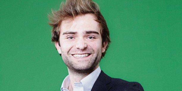 Xavier Duportet, fondateur de PhageX et vice-président d'Osons la France.