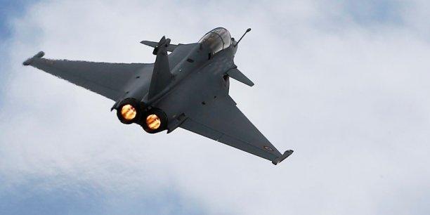 Катар осуществил первый платеж по контракту на закупку истребителей Dassault Rafale