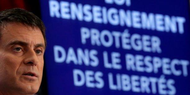 """L'attribution des techniques de renseignement à de trop nombreux services s'est faite """"de manière très large"""", a regretté la Délégation parlementaire au renseignement"""