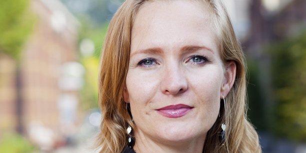 Marietje Schaake (@MarietjeD66), membre du Parlement européen et du Parti démocratique hollandais, fondatrice de l'Intergroupe pour l'Agenda numérique pour l'Europe et membre de la Commission mondiale sur la gouvernance d'Internet.