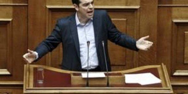 """Alexis Tsipras refuse de céder à """"l'irréalisme"""" du plan des créanciers. A raison ?"""