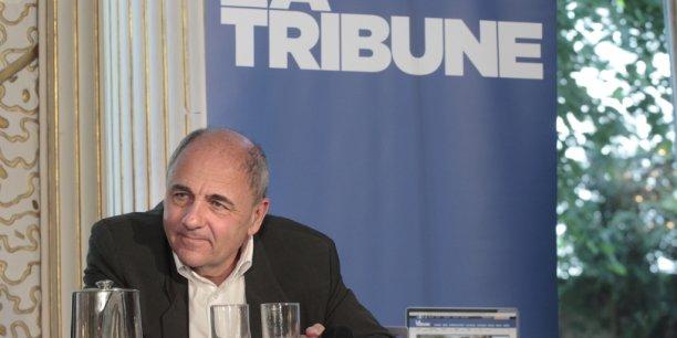 Jean-Louis Missika, adjoint en charge de l'urbanisme à la Mairie de Paris