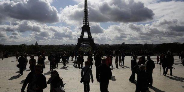 Entre novembre et juin, le déficit de nuitées hôtelières a approché les 4 millions en Île-de-France.