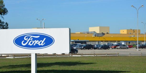 Ford Aquitaine Industries à Blanquefort