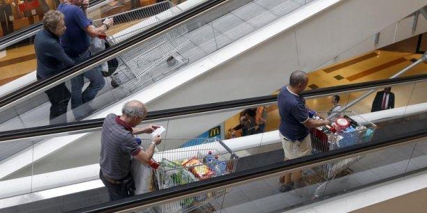 """A l'origine de ce """"tonus"""" : un rebond marqué de la consommation des ménages, portée par un pouvoir d'achat """"dynamique""""."""