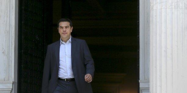 Le nouveau plan d'Alexis Tsipras est une reprise des propositions des créanciers du 26 juin.
