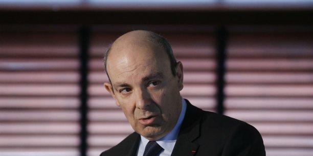 Le PDG de Dassault Aviation Eric Trappier souhaite une montée en puissance de la préparation du futur dans la défense