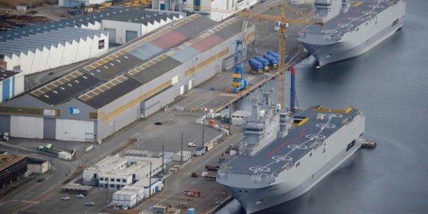 La France a--il signé un bon accord avec l'abrogation de la vente des deux Mistral à la Russie?