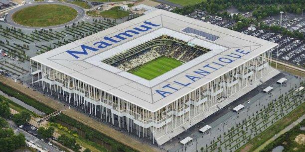 Le nouveau stade de Bordeaux s'appelle désormais le Matmut Atlantique.