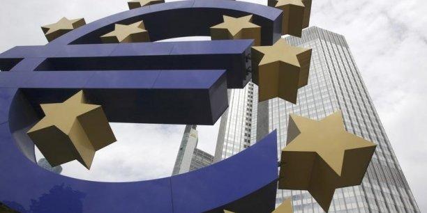 """La BCE n'a jamais menacé la Grèce de sortie de la zone euro """"pour de vrai"""" selon son vice-président."""