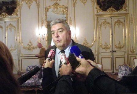 Pierre Dartout est l'invité du Petit Déjeuner du 3 février.
