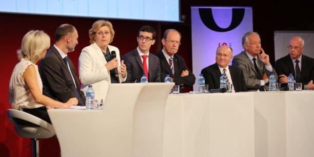Lors du Forum Santé Innovation, les débatteurs ont fait le point sur la compétition Toulouse Montpellier