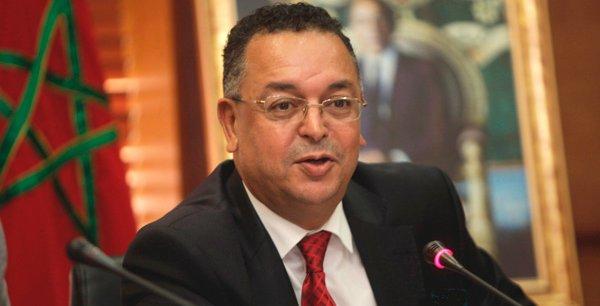 Lahcen Haddad, député marocain, ancien ministre, expert en géostratégie.