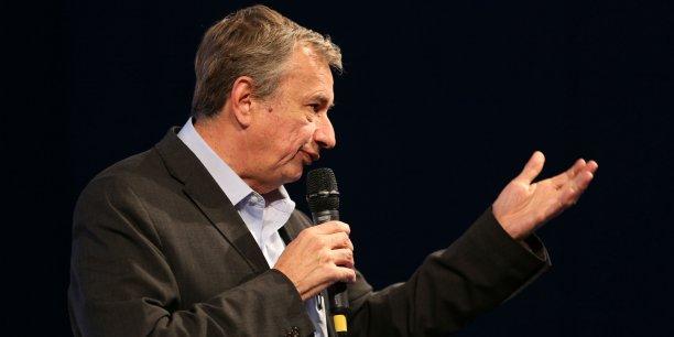 Bruno Vellas, chef du pôle de gériatrie et gérontologie du CHU de Toulouse, coordinateur du Gérontopôle
