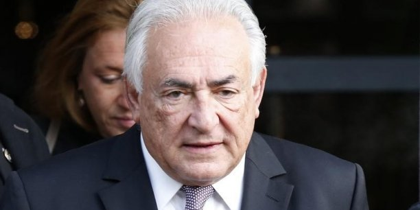 L'ancien directeur général du Fonds monétaire international (FMI) est visé par plusieurs plaintes déposées par d'ex-actionnaires.