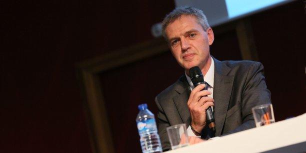 Stéphane Viala, ingénieur en chef chez ATR