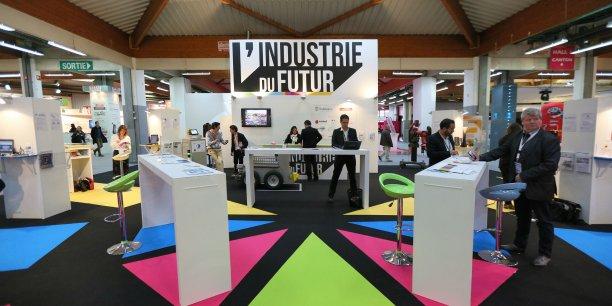 Industrie du futur que faut il retenir du salon siane for Industrie salon