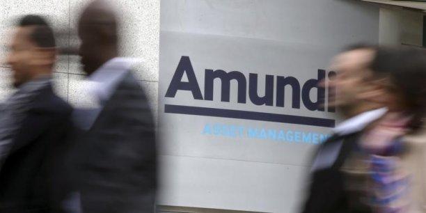 Apporte son soutien à l'opération d'Amundi — Crédit Agricole