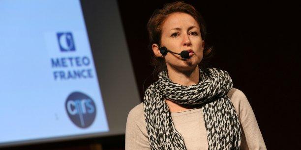 Aude Lemonsu, chargée de recherche CNRS au sein du groupe d'études de l'atmosphère météorologique