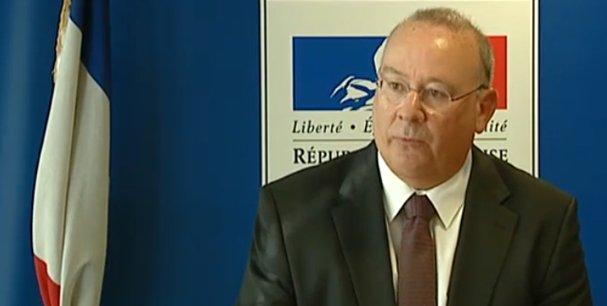Jean-Yves Coquillat, Procureur de la république de Grenoble.