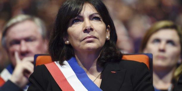 Anne Hidalgo veut réorganiser l'organisation administrative de Paris.