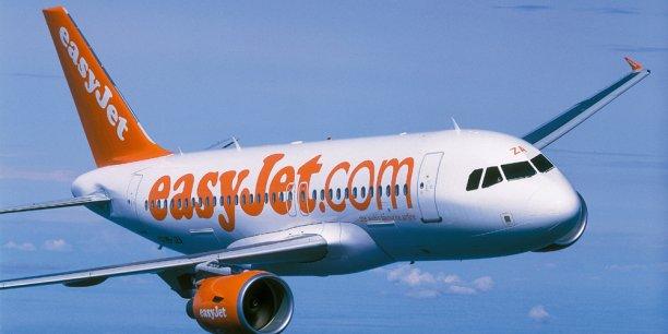 Easyjet est la première compagnie aérienne low cost à l'aéroport de Bordeaux-Mérignac en termes de nombre de passagers