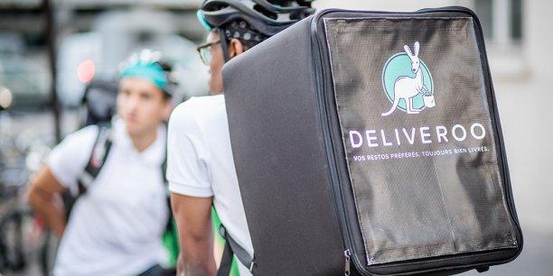 Les livreurs de Deliveroo pourraient bientôt arriver à Pessac (Gironde)