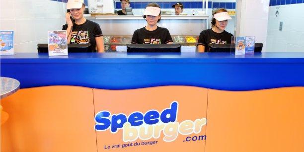 Depuis plusieurs années, l'enseigne angevine Speed Burger a investi dans les outils technologiques pour offrir le meilleur service à ses clients.