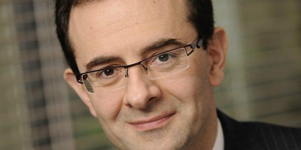 """""""L'innovation contribue à hauteur de 50% à 70% à la croissance du chiffre d'affaires d'une entreprise"""", dit Hadi Zablit.."""