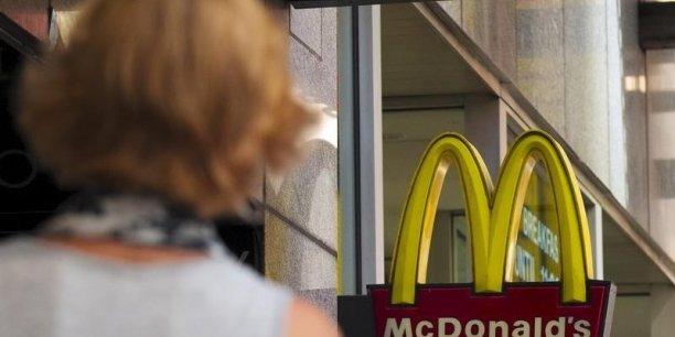 Les restaurants franchisés représentent 73% du réseau européen de McDo.