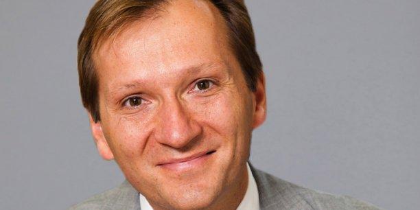 Emmanuel Gaillard, directeur du développement de Degroof-Petercam