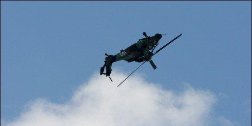 L'Aviation légère de l'armée de Terre (ALAT) aura 67 Tigre au standard unique HAD (Appui-Destruction) à l'horizon 2025