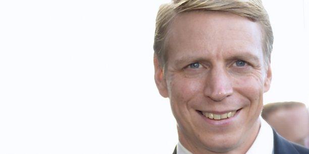 Per Bolund, Ministre des Marchés financiers et de la Consommation en Suède.