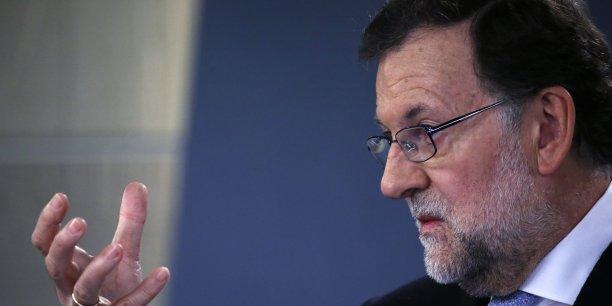 S'exprimant samedi devant ses partisans, Mariano Rajoy a critiqué Pedro Sanchez pour avoir fait perdre du temps au pays en tentant de constituer une coalition dont il savait qu'elle ne pourrait jamais disposer de la majorité.