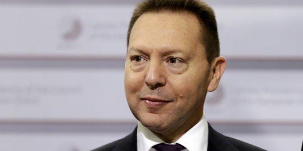 """""""Une réussite de la première revue du programme aurait, c'est certain, un impact très positif sur la confiance. C'est la clé du retour des dépôts dans le système bancaire"""", a déclaré le gouverneur de la Banque de Grèce, Yannis Stournaras."""