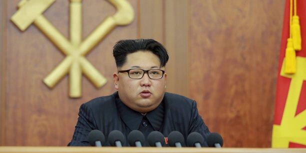 """""""Nous devons être toujours prêts, à chaque instant, à utiliser notre arsenal nucléaire"""", avait déjà déclaré vendredi le leader nord-coréen Kim Jong-Un."""