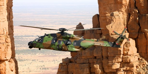 L'Aviation légère de l'armée de Terre (ALAT) disposera de 44 NH90 dans sa version transport tactique (TTH) en 2019.