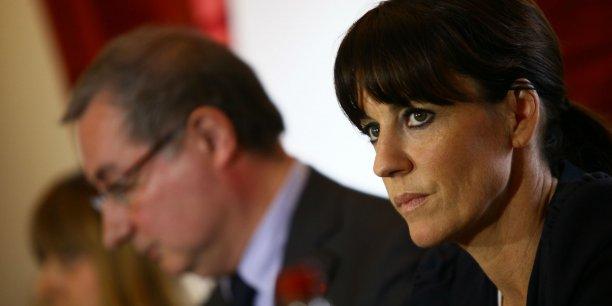 Laurence Arribagé est présidente par intérim de la fédération Les Républicains 31 depuis juin 2015 après le départ du maire de Toulouse Jean-Luc Moudenc.