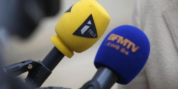 """""""BFMTV comme iTELE sont des chaînes indépendantes, qui parfois appuient là où ça fait mal"""", selon Alain Weil."""
