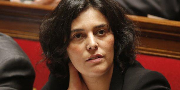 Interrogée sur les perspectives d'une baisse du chômage, Myriam El Khomri a répondu n'être ni la ministre des statistiques mensuelles ni celle des pronostics.