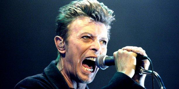 David Bowie a vendu plus de 140 millions d'albums au cours de sa carrière.