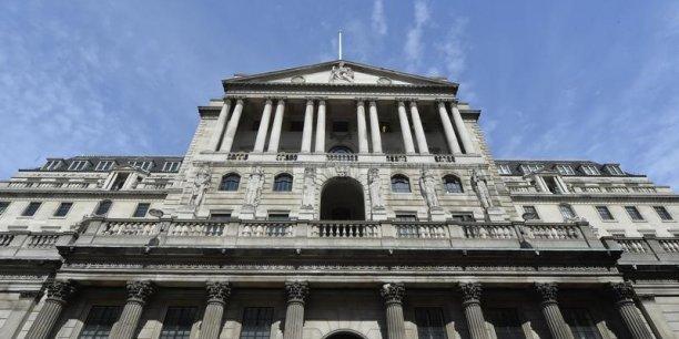 La Banque d'Angleterre va-t-elle baisser son taux de refinancement déjà au plus bas à 0,5