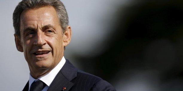Nicolas Sarkozy propose de réduire de 10% l'impôt sur le revenu dès l'été 2017 pour créer un contre-choc fiscal