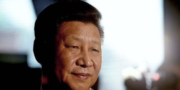 """Cette croissance au ralenti représente une """"nouvelle normalité"""", selon Xi Jinping."""