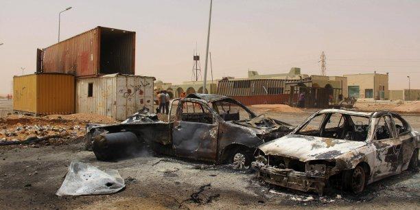 """""""La présence de Daech en Libye est désormais concrète"""", explique Ludovico Carlino, analyste chez IHS, cabinet américain d'expertise économique et géostratégique."""