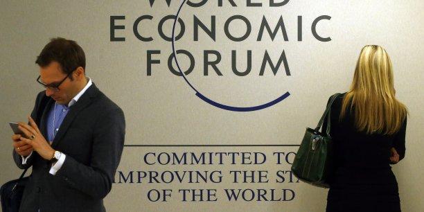 Xi Jinping premier président chinois au Forum économique mondial de Davos